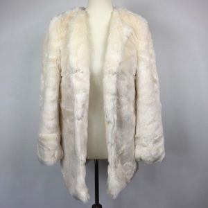 Brand new faux fur coat